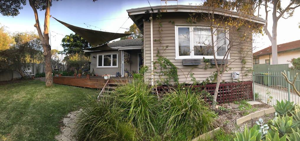 Eco-friendly home in Hamilton Hill