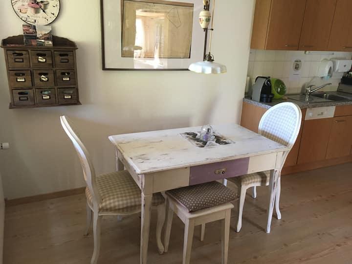 Wohnung im Shabbychic- Loftstil in Arni BE