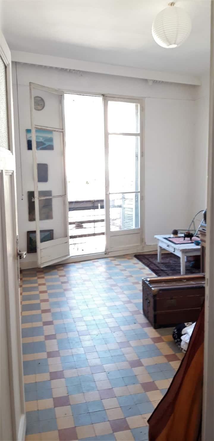 Fab's Saint Charles guest flat