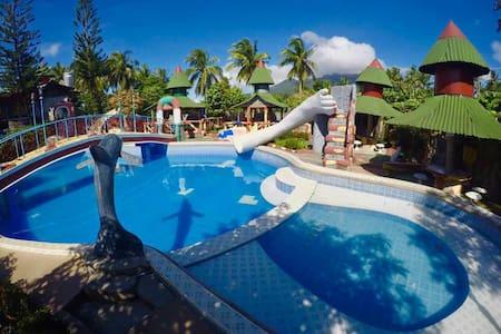 Private Resort -24hr rate - Laguna City - Villa
