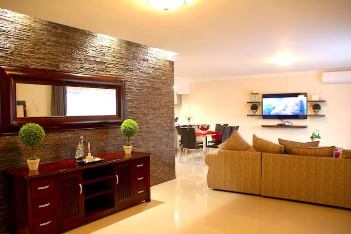 Brand new 3 Bedroom Luxury Apartment