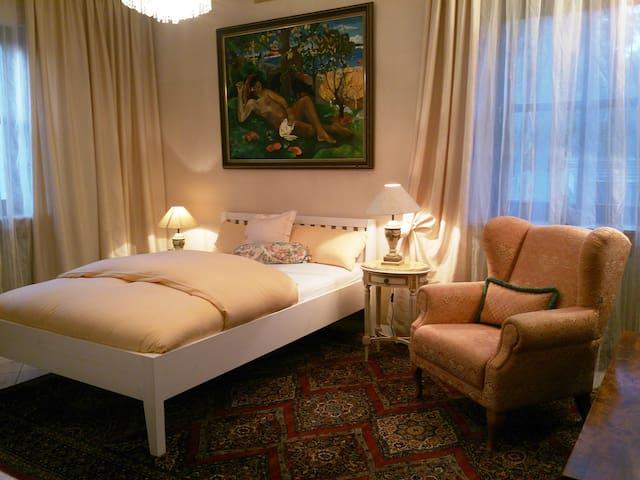 Helles Zimmer in alter Villa EG - Schwaig bei Nürnberg
