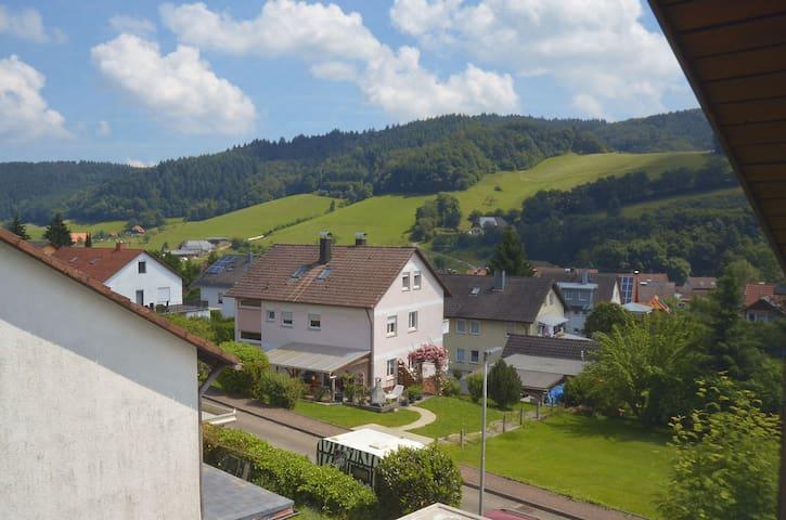 Gästezimmer 1 Claudia Schwarzwald Black Forest - Schuttertal - Apartemen