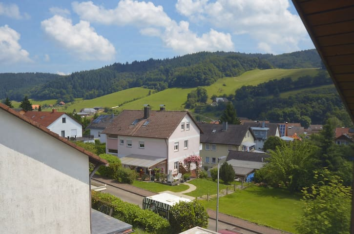 Gästezimmer 1 Claudia Schwarzwald Black Forest - Schuttertal - Apartment