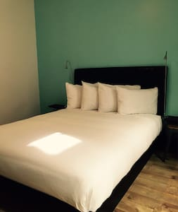 BUNKHOUSE ECONOMY QUEEN HALL BATH B03 - San Francisco - Wohnung