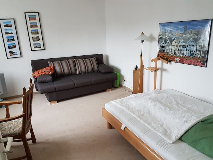 1-Zimmerwohnung in Wachtberg