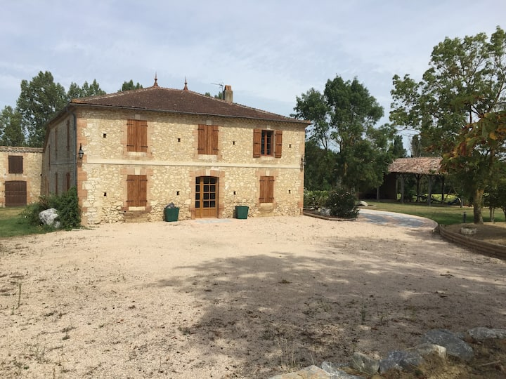 Belle maison Gasconne de 110 m2