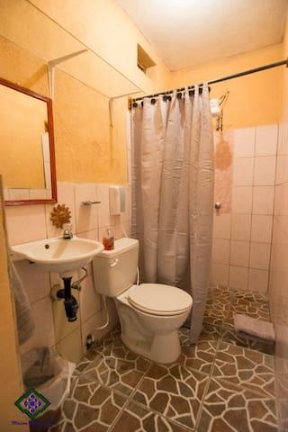 Room # 1 Private Bathroom