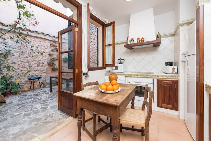 CAN VALLORI - Chalet for 6 people in Sencelles.