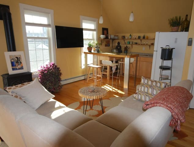 Studio in Downtown Kennebunk