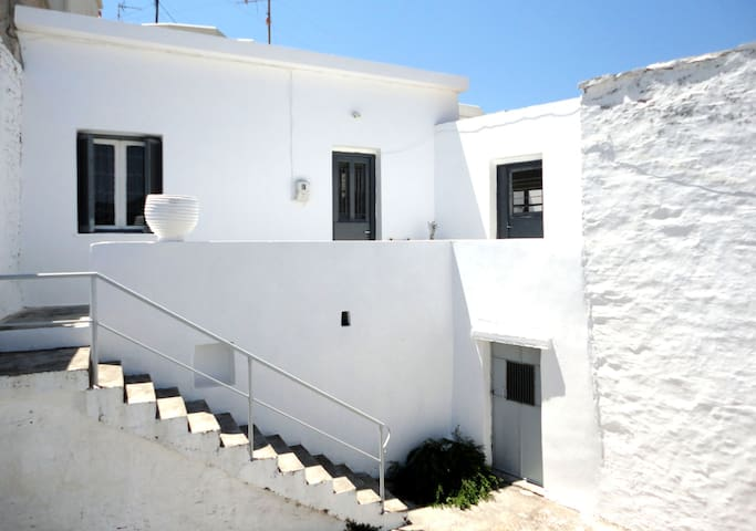 Traditional Naxos house