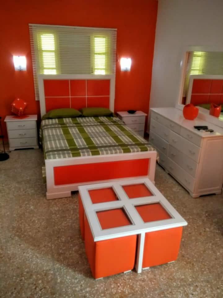 La habitación de Antonia