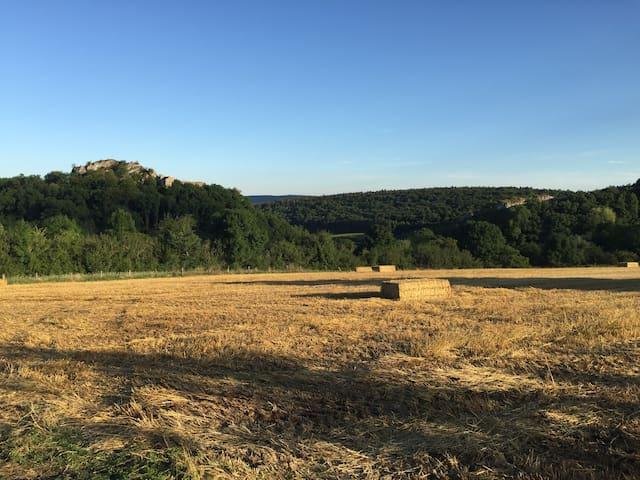 Gîte de la Roche Vauxalle