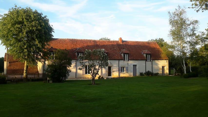 Maison de campagne - Raveau - House