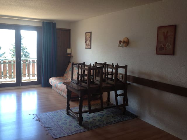 Appartment in La Rosiere 1850, French Alps, Ski - Montvalezan - Wohnung