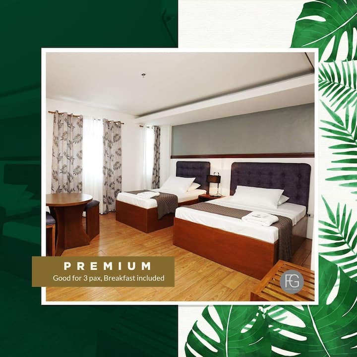 Relaxed living in Quezon City near UP/Katipunan