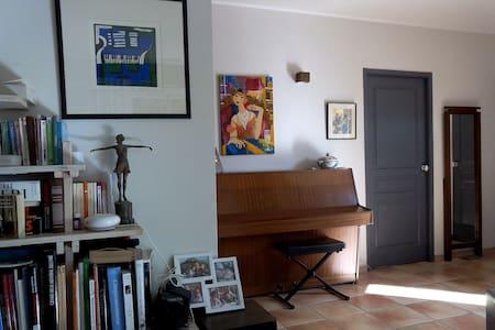 Maison spacieuse dans les PO avec piscine - Saint-Féliu-d'Amont - Casa