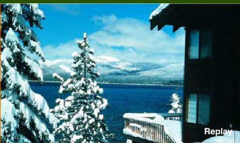 Chinquapin Ski House - Tahoe City - House