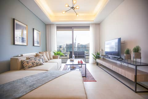 ★ Nautica 2-BR appartement in Waterfront City - Dbayeh