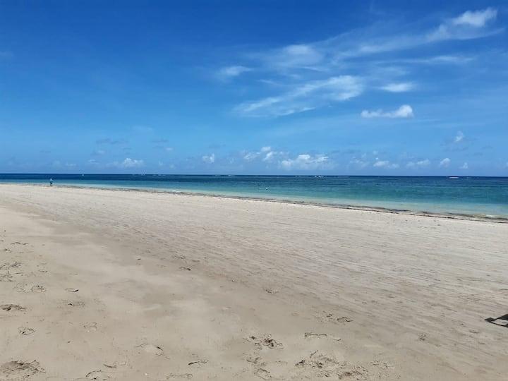 Tamandaré/Praia dos Carneiros-03 suítes/piscina