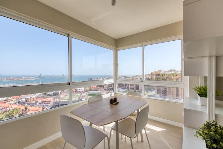 Apartamento Vistas Espectaculares