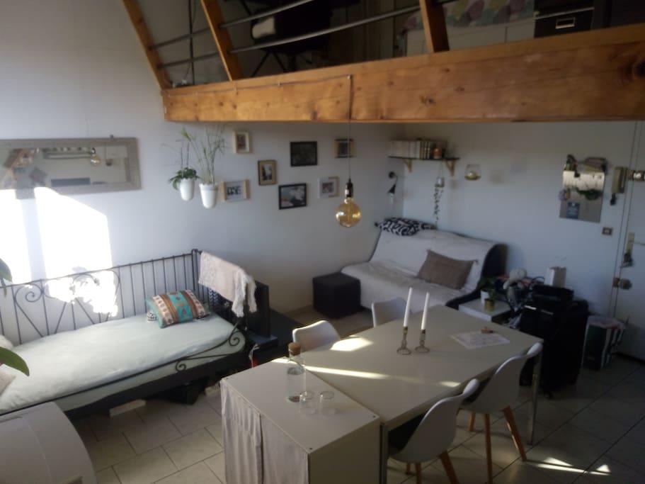 duplex centre ville montpellier appartements louer montpellier languedoc roussillon france. Black Bedroom Furniture Sets. Home Design Ideas