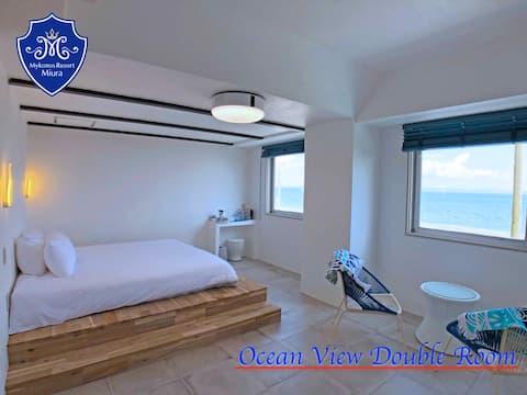 [Sea Queen Double] Ocean View Deluxe