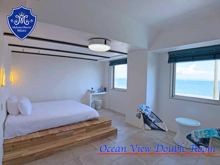 [Sea Queen Double] Ocean View Deluxe