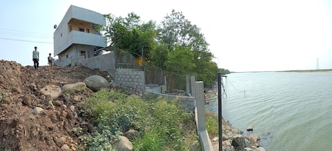 River view home, Vijayawada to Amaravati Road