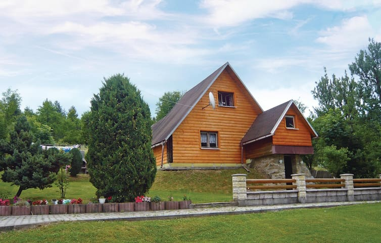 Holiday cottage with 2 bedrooms on 69m² in Stara Bystrica
