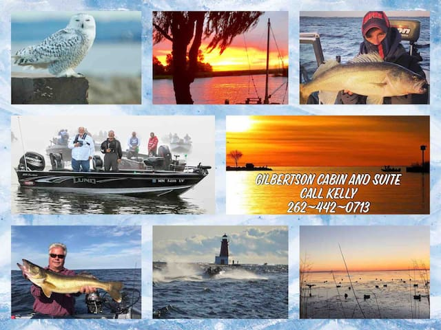 ~Waterfront Suite~ ~~~fish~hunt~relax~~~