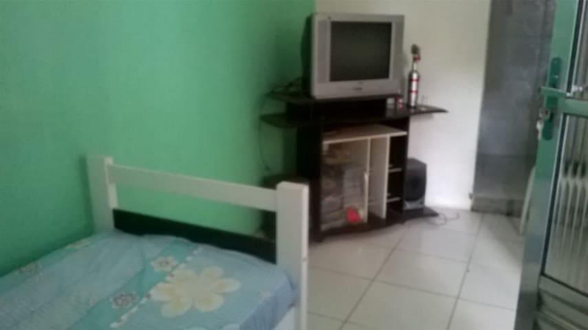 Aconchegante quarto na Boa vista de São Caetano