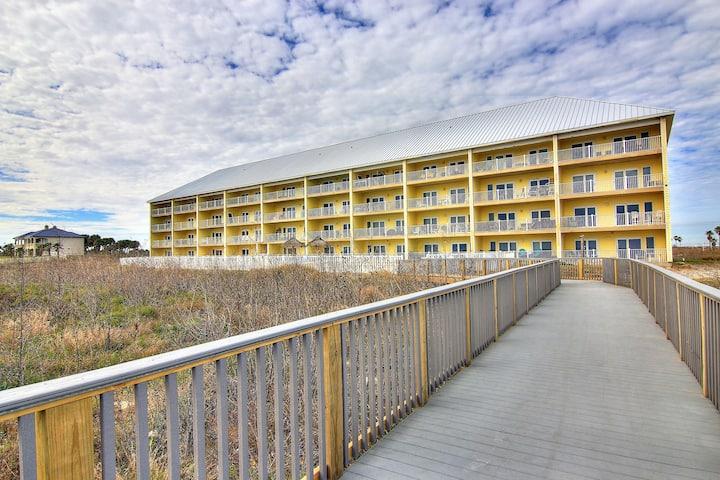 2 bedrm beachfront condo at Grand Caribbean