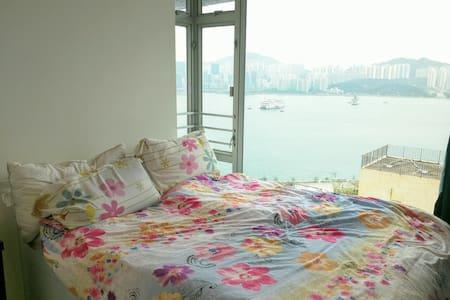 Modern&designed 1BR near Harbor/MTR - Hong Kong - Pis