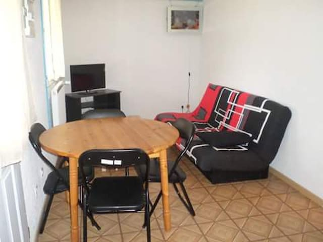 location studio n1 plouseur appartement de t1