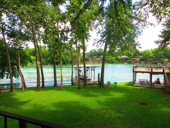 Remodeled New Braunfels house-Guadalupe River/Lake