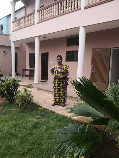 """3 Chambres d'Hôtes Villa neuve """"Belle Africa"""""""