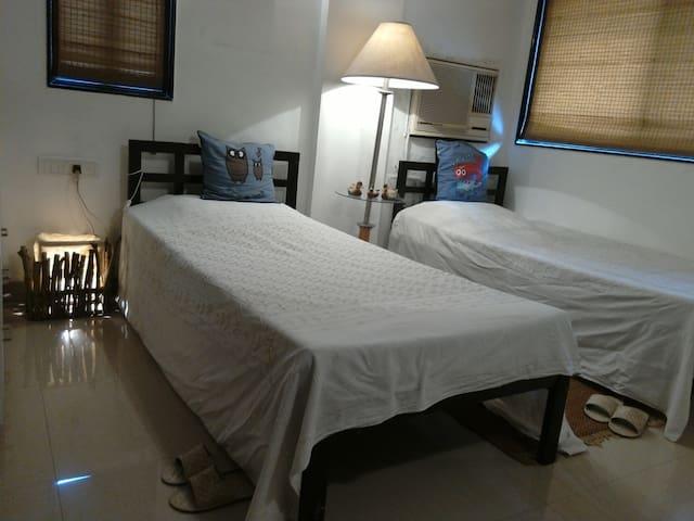 An experience to Cherish! - Pune - Apartamento
