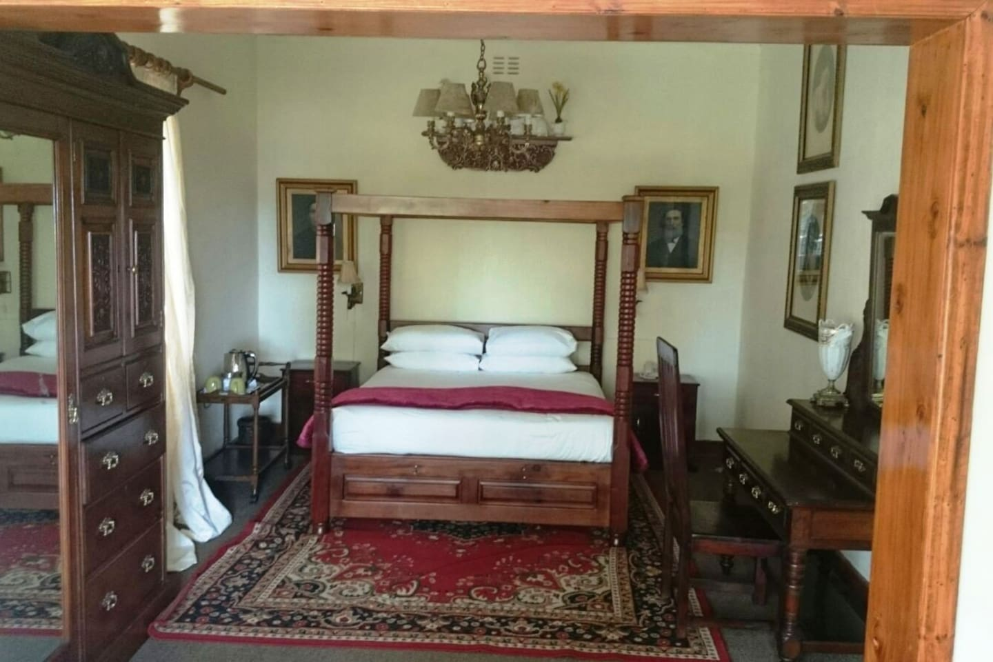 The Famous Room 8 with some of Cecil John Rhodes Furniture