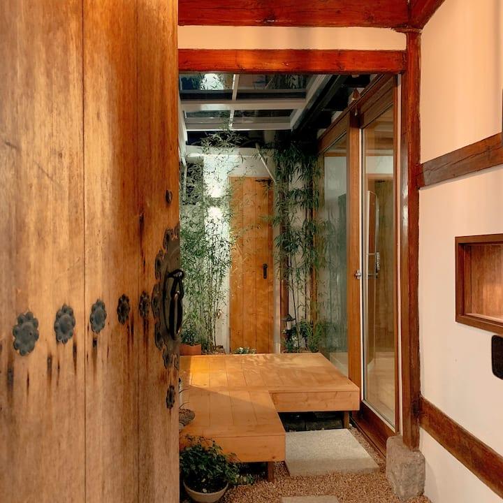 경복궁 한옥 독채 - Private Hanok House at Gyeongbokgung