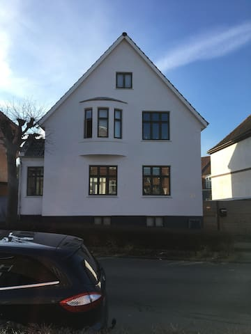 Beautiful home in the heart of Odense