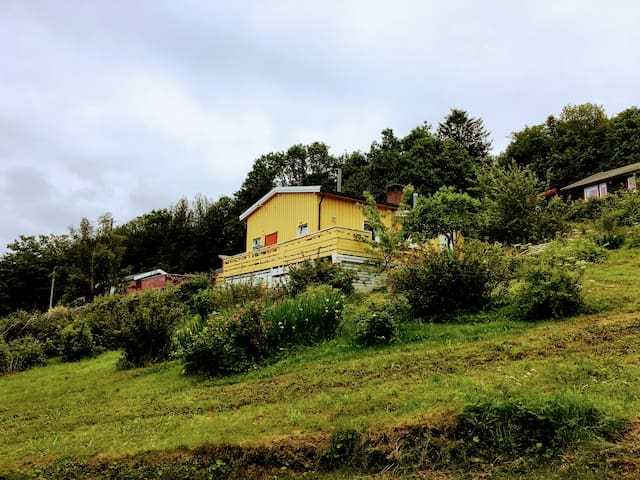 Privat rom - 3 i cottage near Trondheim