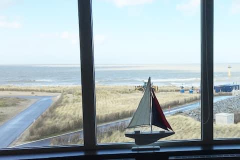 Cadzand AIR & vitamin-SEA best location suite 208!