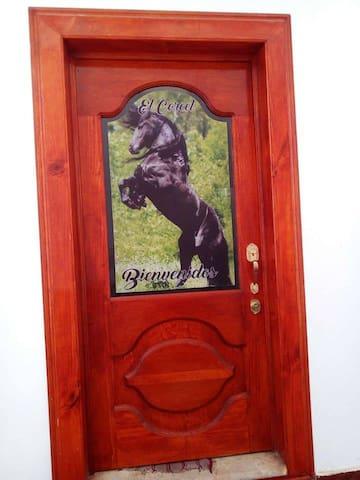 """EL CORCEL"""
