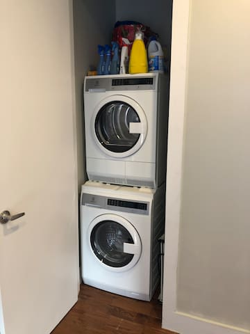 In-house laundry