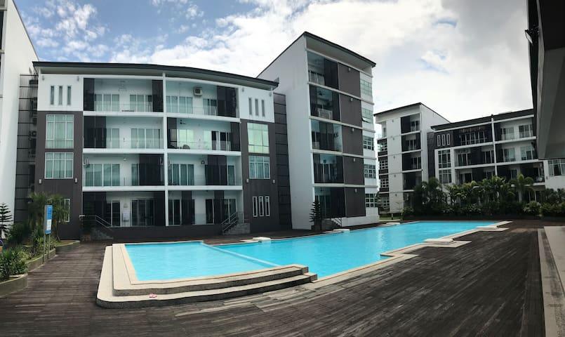 Tropics Condominium