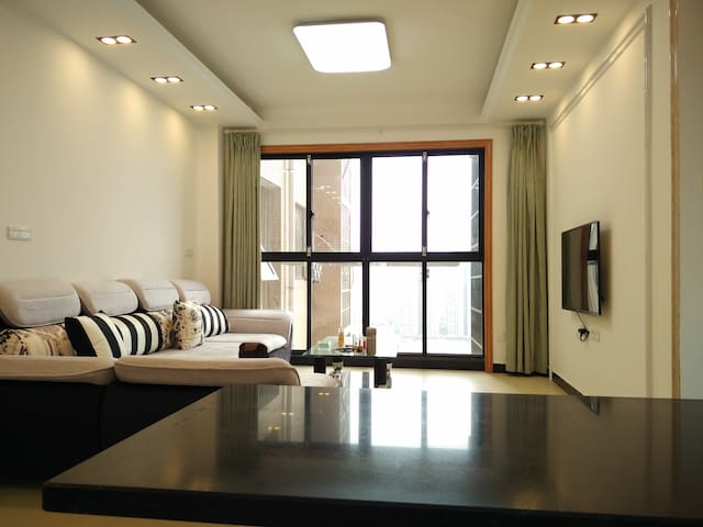 地铁二号线 梅溪湖 麓谷 高层 精装 景观房 - Changsha Shi - Apartemen
