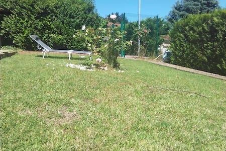 APPARTEMENT TRES CALME A 30 MN LYON CENTRE - Neuville-sur-Saône - Apartemen