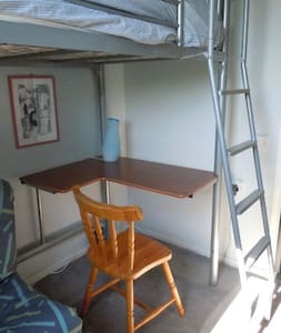 Room with high bed & futon Marston - Oxford