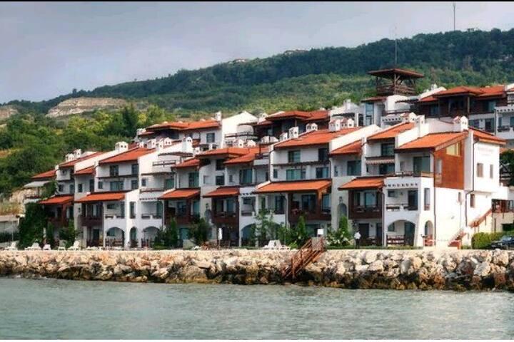 White Coast Beach Apartament No:8 (DUBLEX)